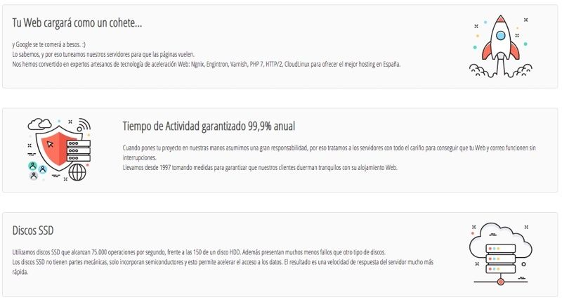 Análisis de Webempresa