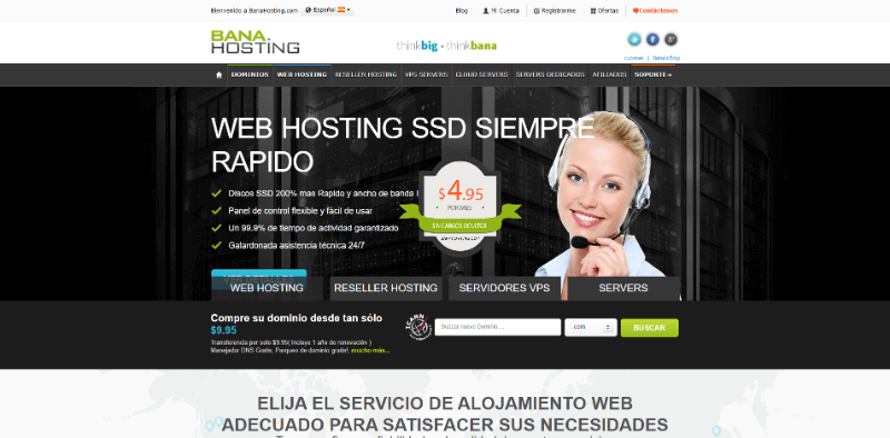 Banahosting opiniones