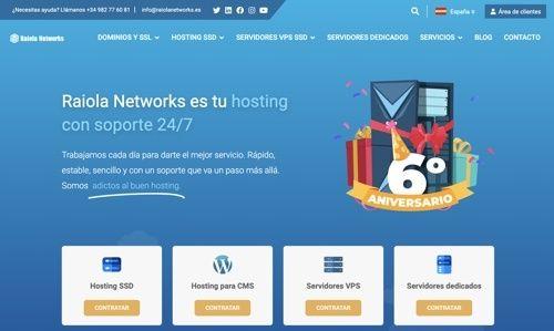Raiola Networks SEO
