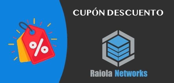 Cupón Raiola Networks