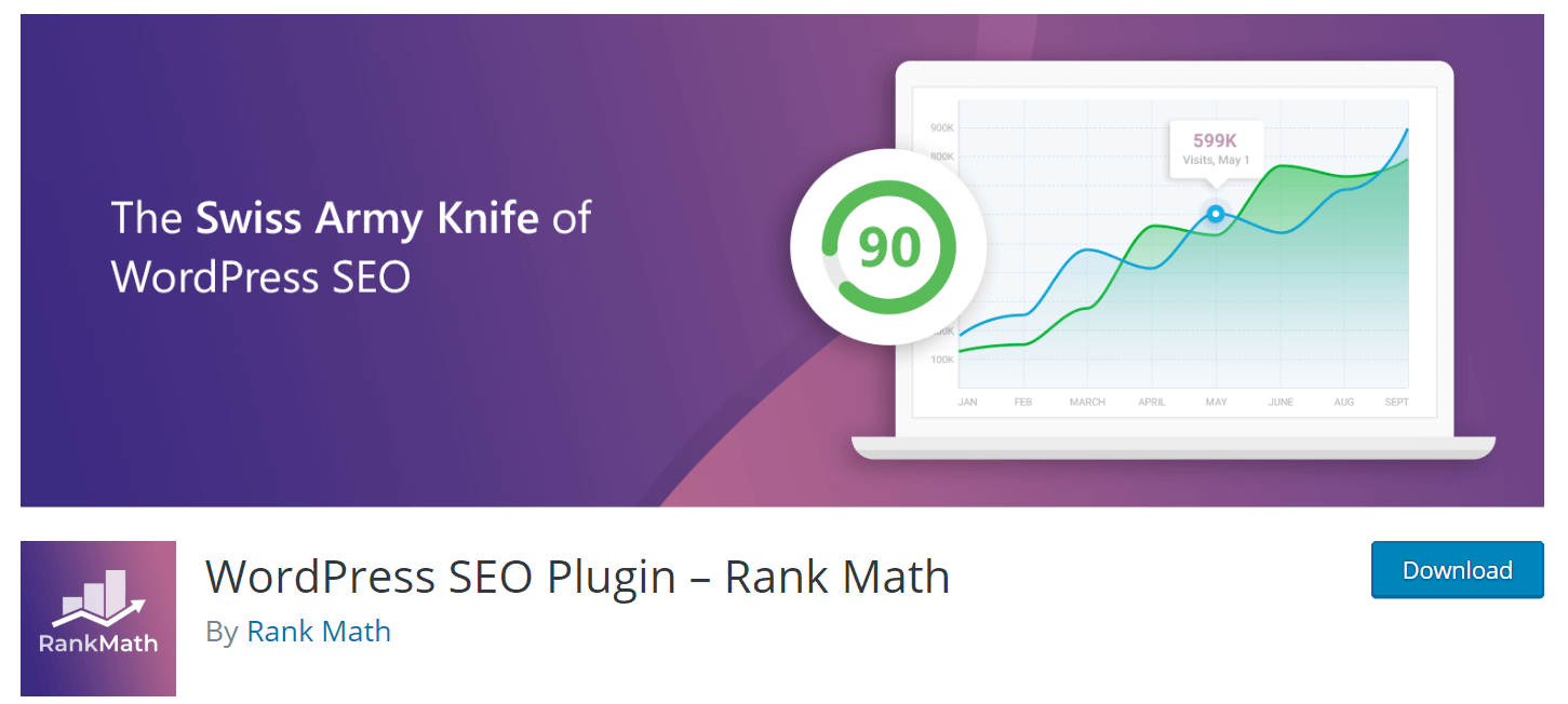 Plugin Rank Math